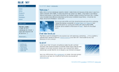 Bright blue:sky layout